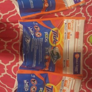 Lot of 3 Tide pods <16 count>